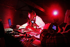 Amy Pham at Hellz Bellz + Indie Pop