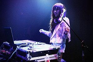 Amy Pham DJ's Key Club
