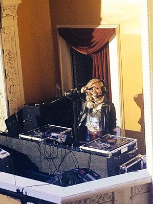 Amy Pham DJs at Liberty Theatre, NYC