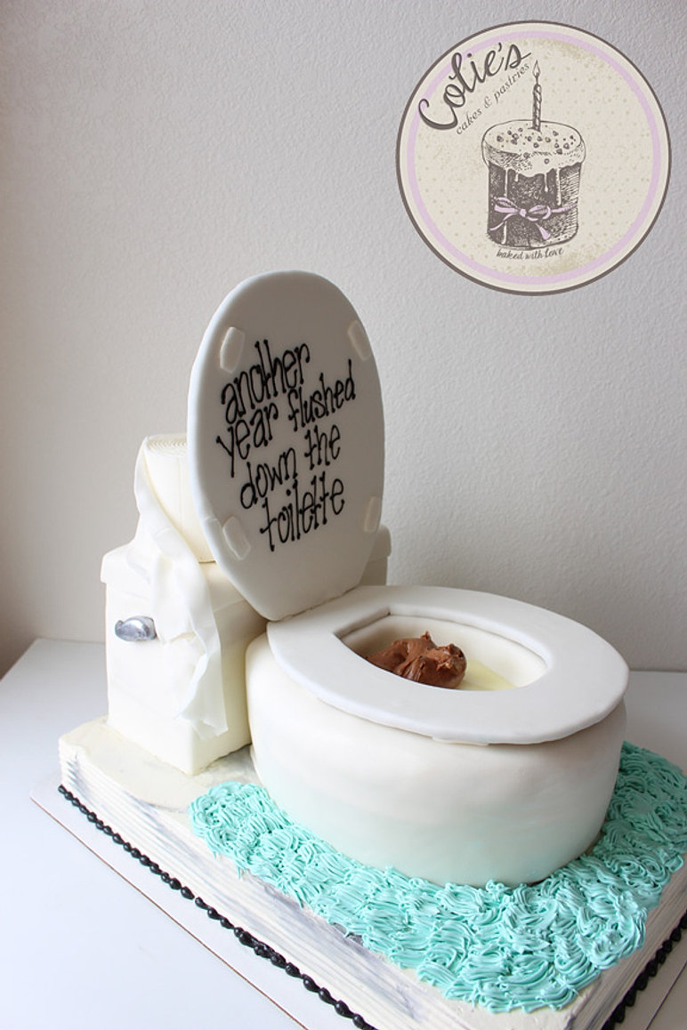 Cake Images Of Toilet : Colie s Cakes & PastriesBakerColorado Birthday Cakes