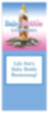 Life Net Baby Bottle Boomerang Pamphlet.