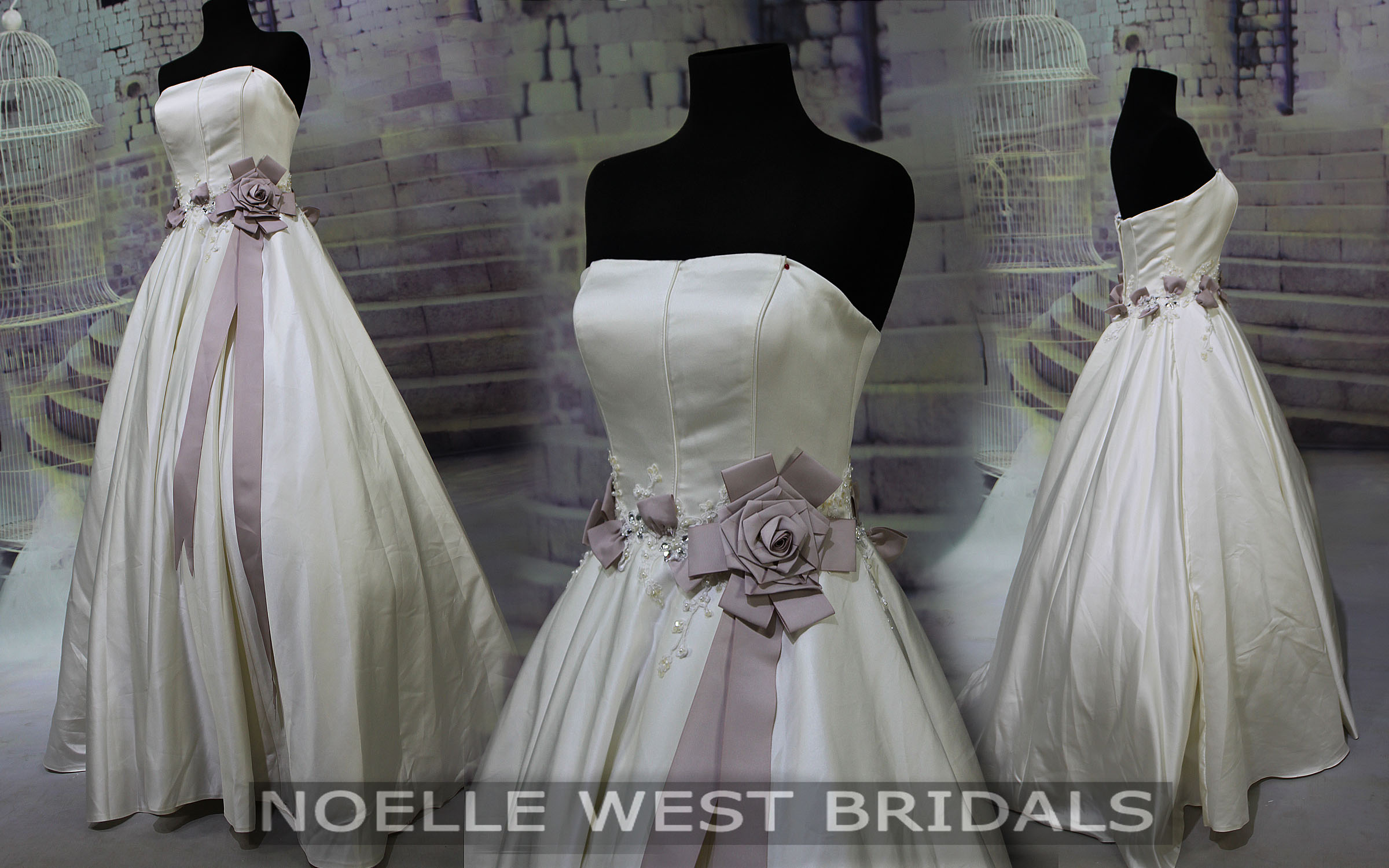 Wedding Gown For Rent - Vosoi.com