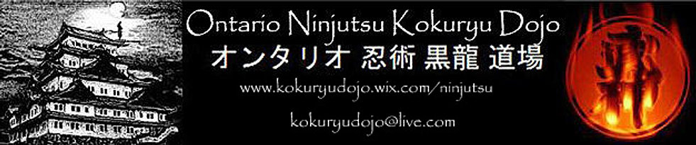 Ninjutsu ontario