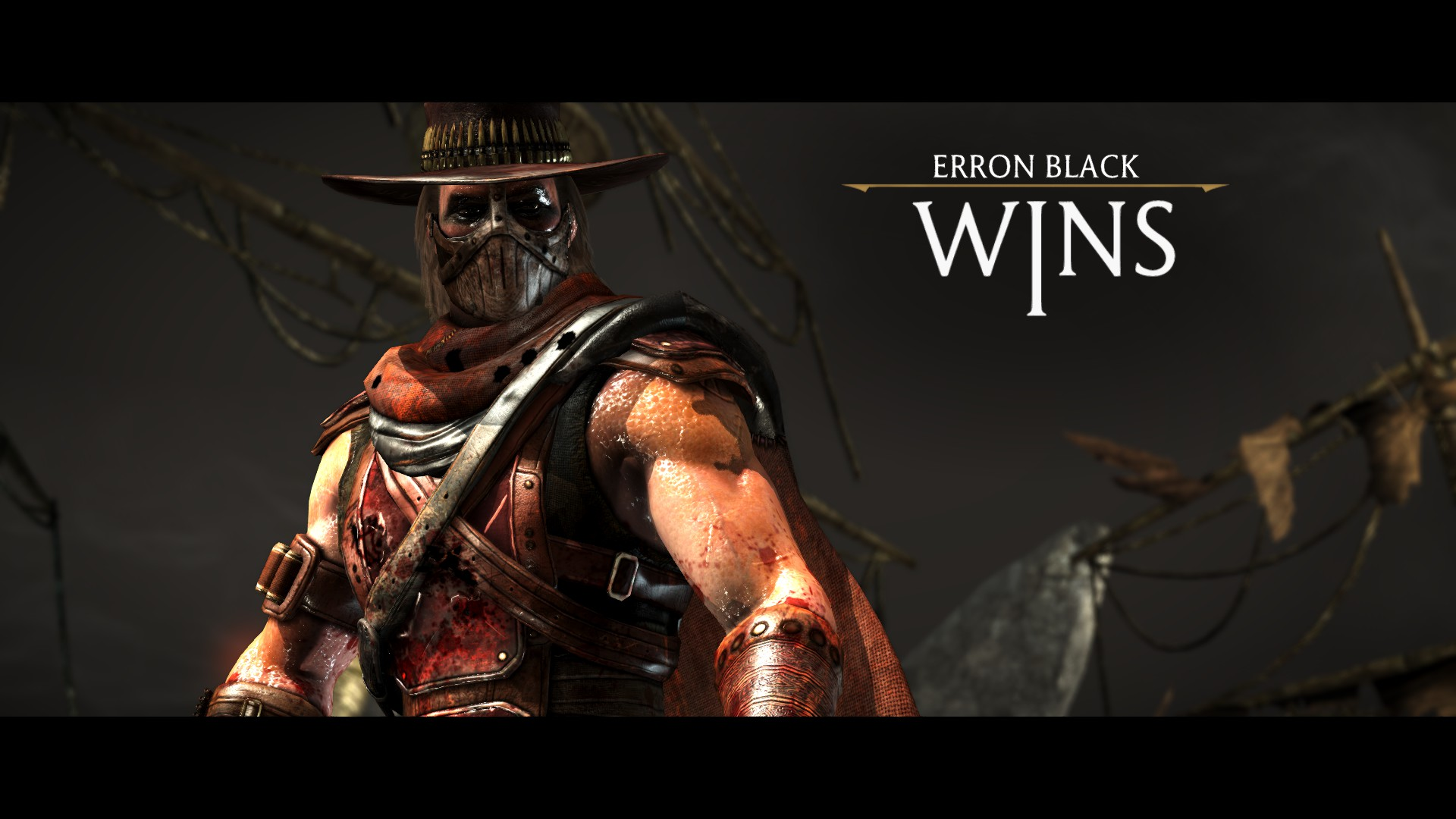 Erron Black Hd Wallpaper