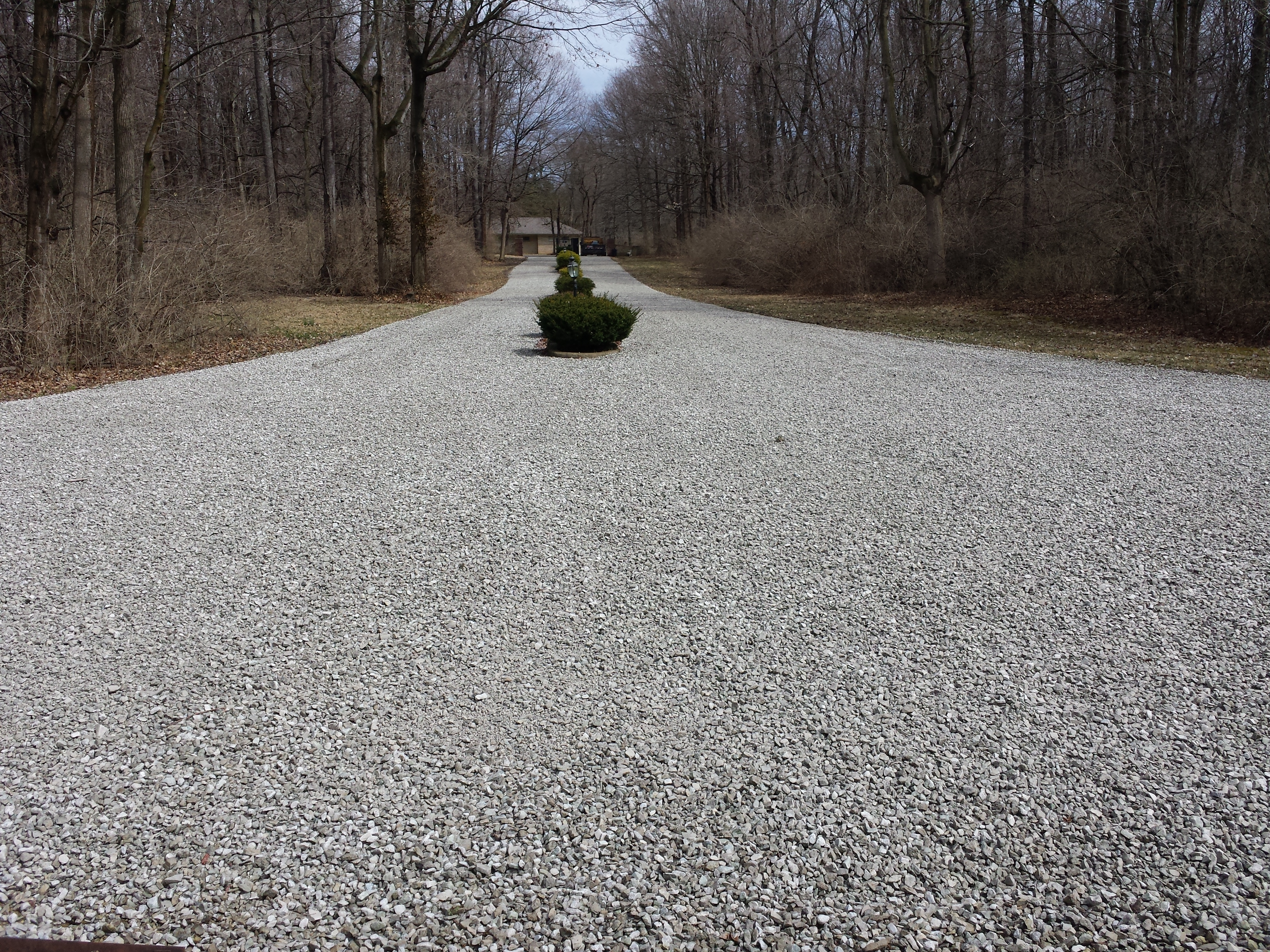Gravel Or Stone Driveway Which Is It