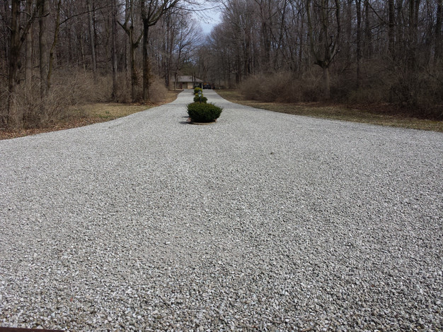 5 7 Vs 610 Limestone Stone : Gravel or stone driveway which is it schott services