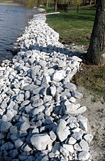 Schott services llc indianapolis junk removal for Landscaping rocks indianapolis