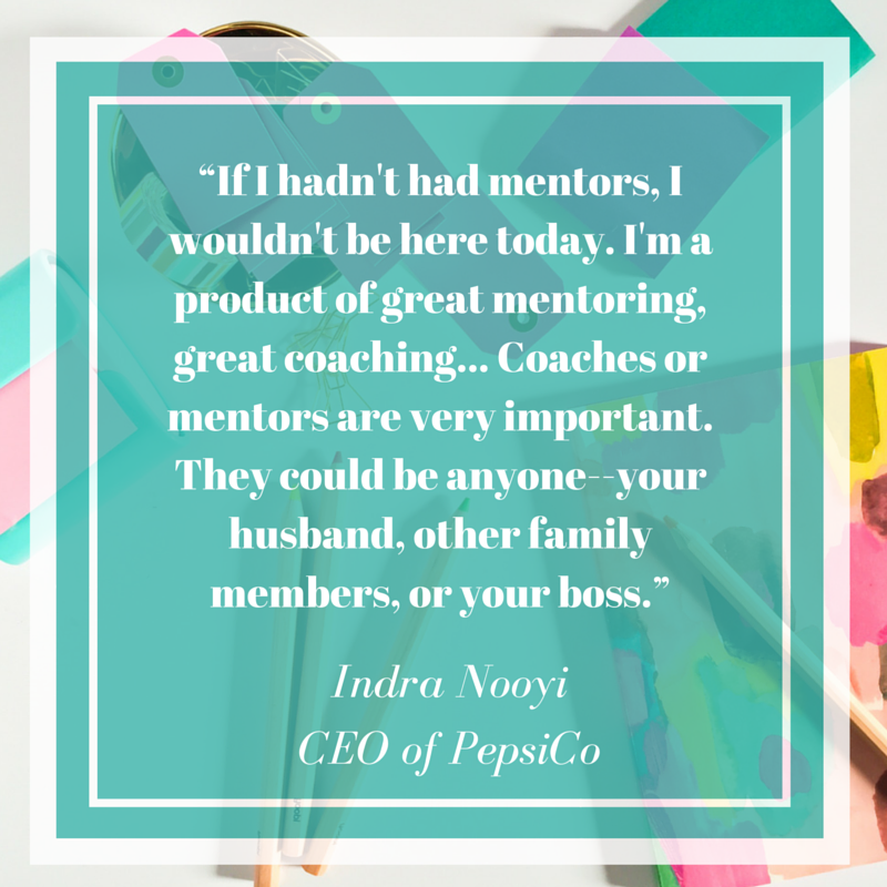 mentor monday indra nooyi stop losing top performers the