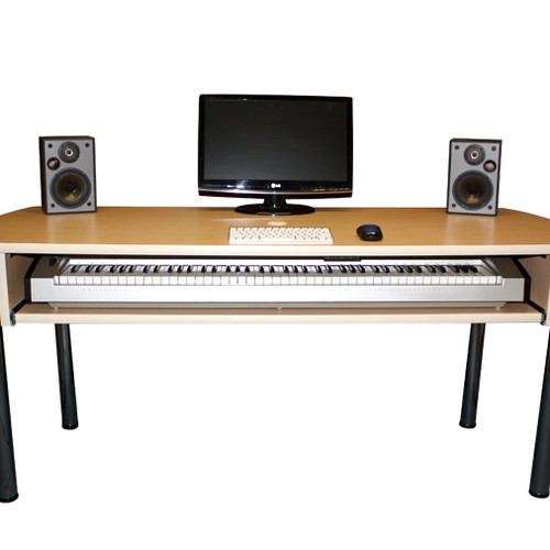 Excel NR Keyboard Studio Desk