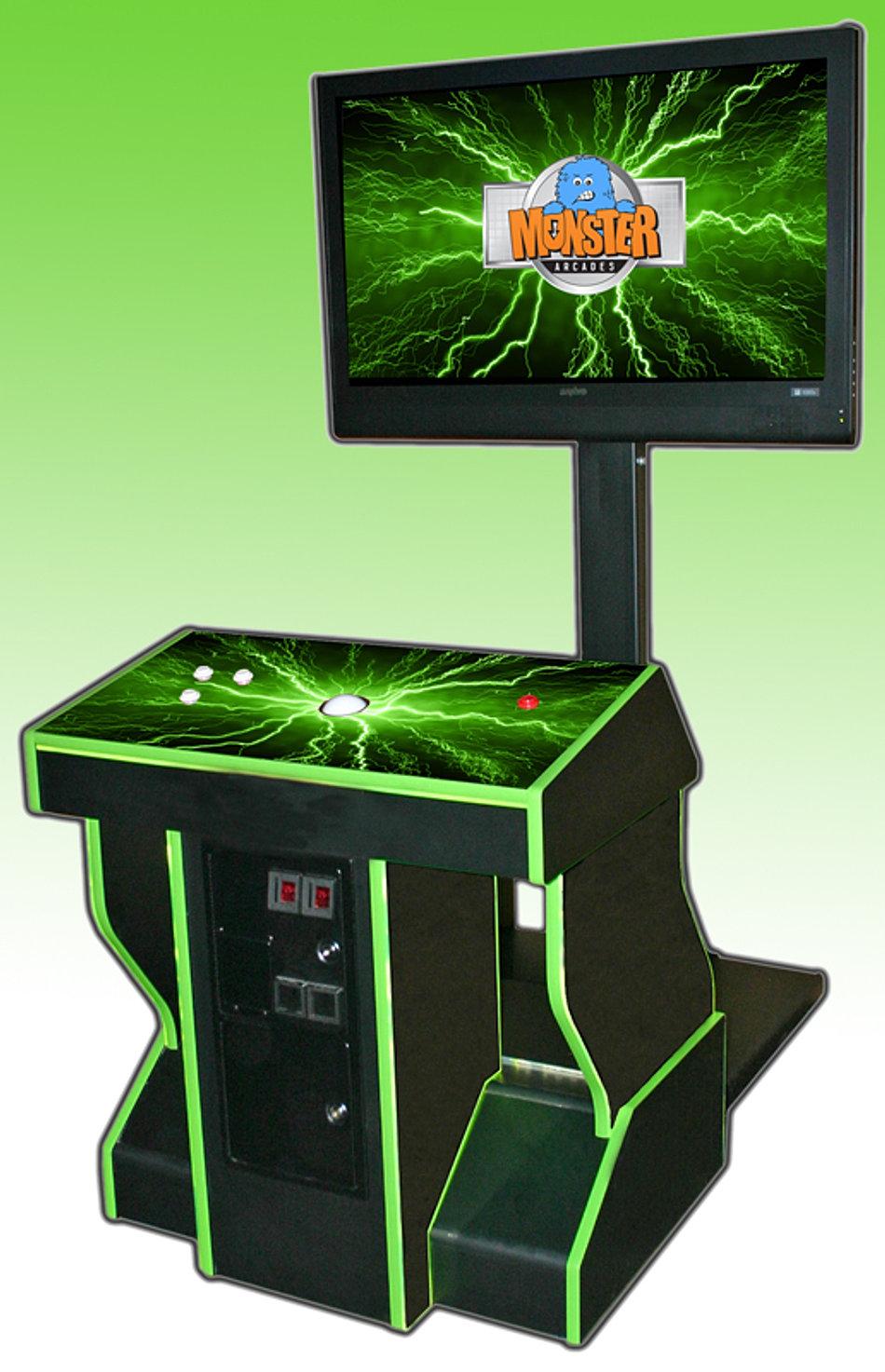 Pedestal Arcade