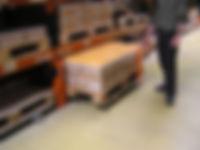 tiroirs de stockage palettes