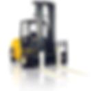 chariot élévateur thermique 5 à 8 tonnes