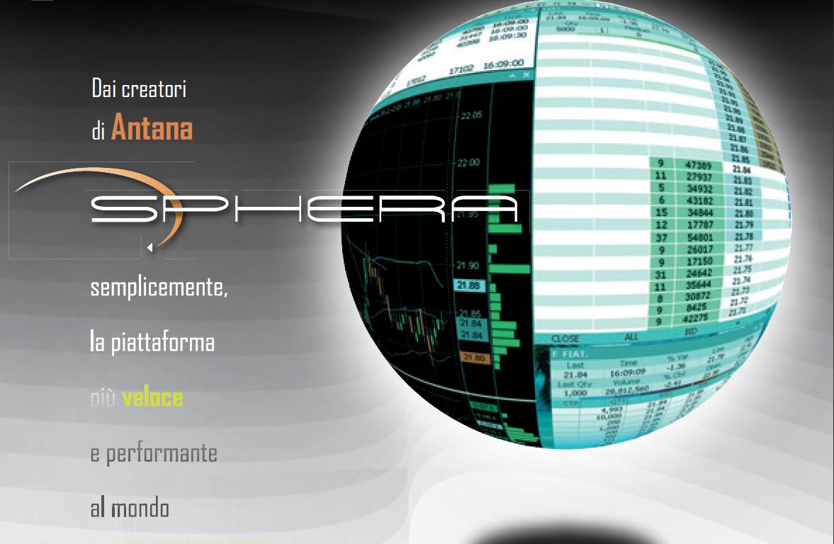 Piattaforma trading sphera