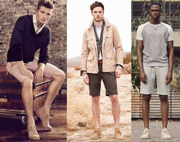 How To Wear Desert Boots In The Summer, The Guide. | Men Mag | UK ...