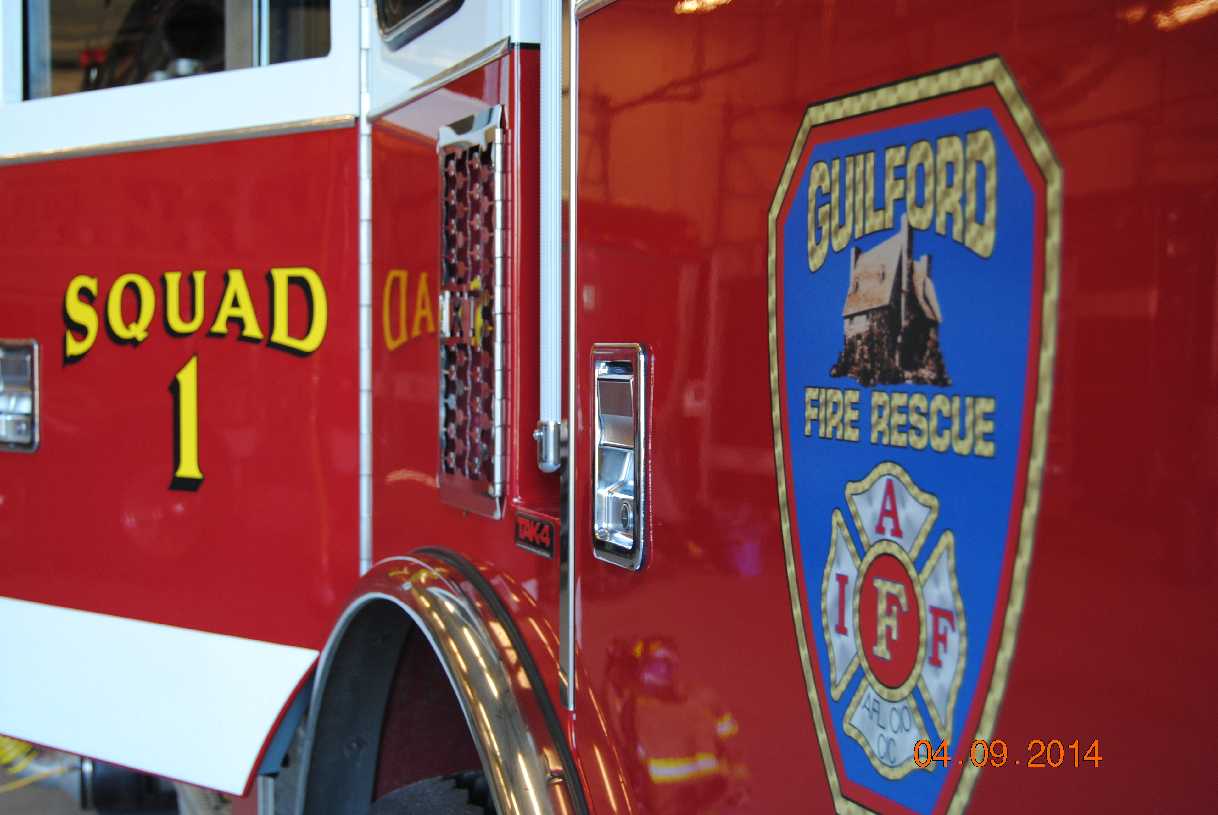 Guilford Fire Department