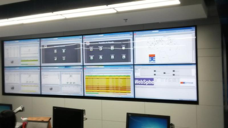 G risso audio c a domotica e integracion audio visual for Banco exterior caracas