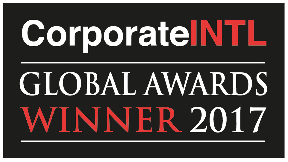 Image result for corporate intl global awards winner 2017