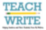 Teach Write LLC Helping Teachers and Their Students Grow as Writers