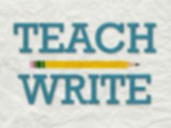 Teach Write Logo