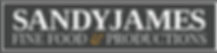 Sandy James Logo