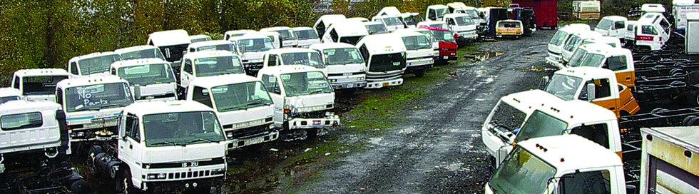 Fmi Trucks Used Parts