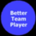 better team player teamwork