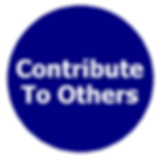 contributing to others contribute help supportive