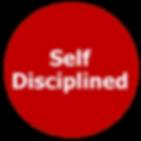 Self Disciplined Discipline At Work