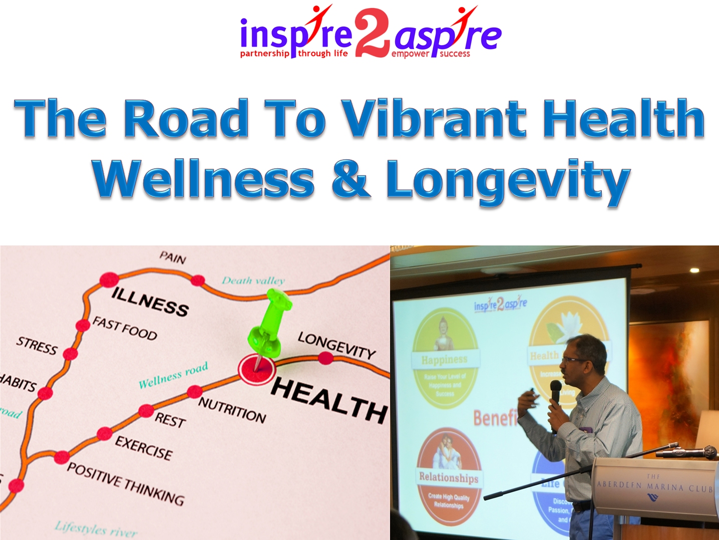 Road To Vibrant Health & Wellness