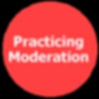 practicing moderation budget disciplined non excessive behavior