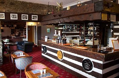 balvenie bar hotel banff scotland