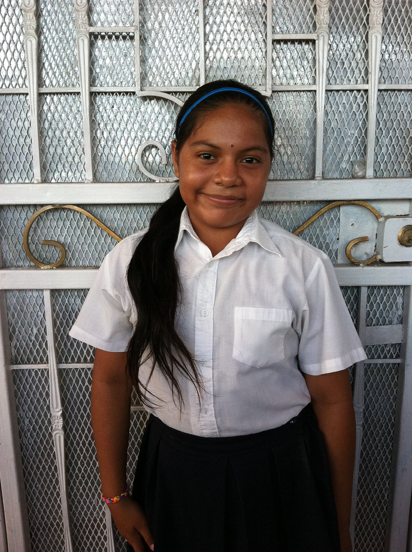 Soccer Without Borders | Mileydi, 12 years old