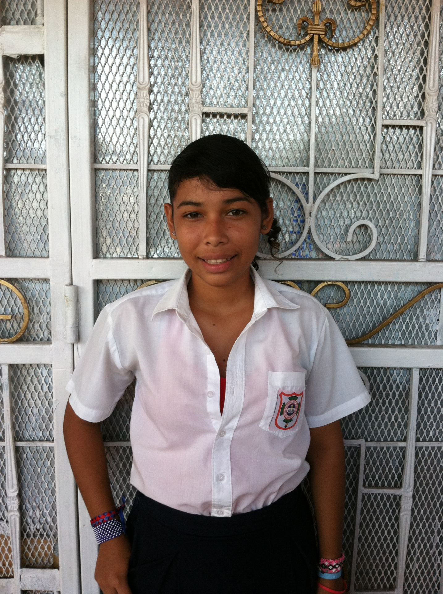 Soccer Without Borders | Adriana, 14 years old