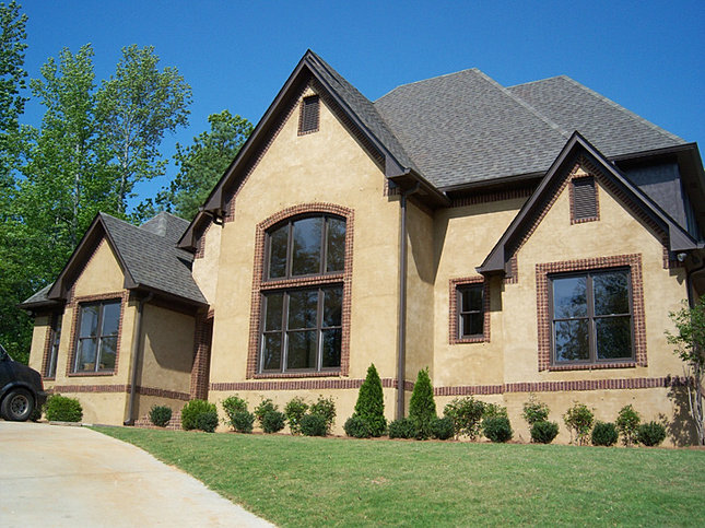 Home Builders Birmingham  Rustic Hardwood Blend