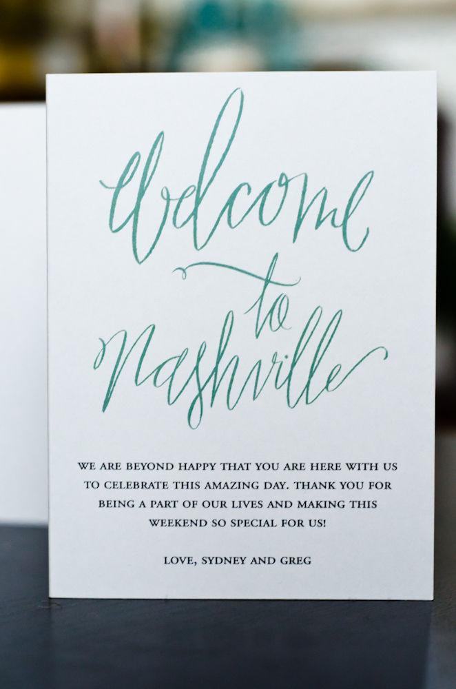 Hardink Calligraphy :: Nashville Based Calligrapher