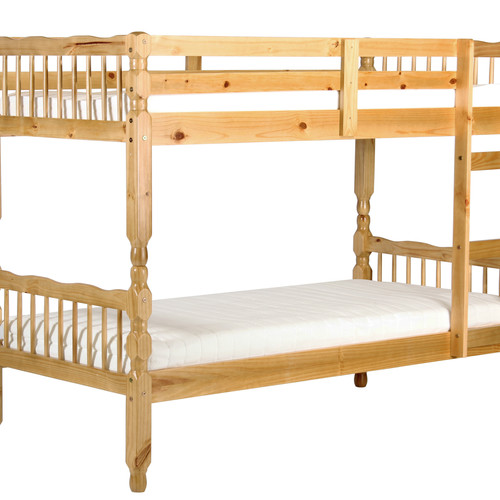 Detachable bunk beds bunk beds with stairs spectrum for Detachable bunk beds