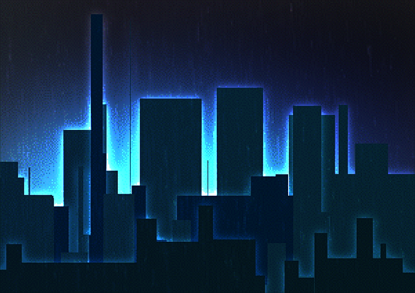 Weekend Wallpapers 8bit and pixel backgrounds for your