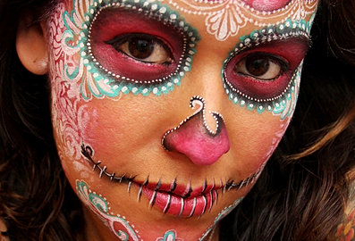 Color me face painting orange county services prices for Face painting rates