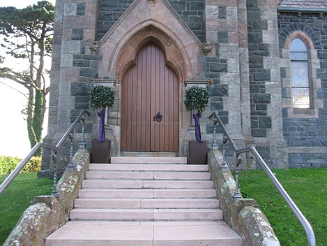 Church & Venue Wedding Decorations, Northern Ireland & Ireland ...