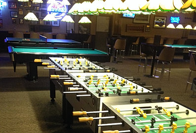 Cue Club Of Wisconsin Pool Hall