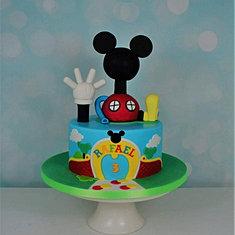 Children S Birthday Cakes