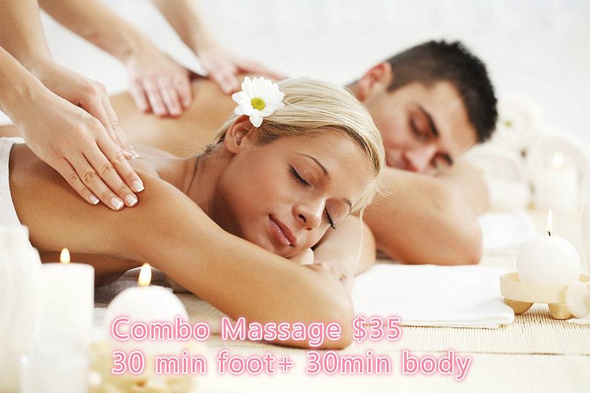 massage naturiste video Sainte-Rose