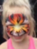 Cincinnati Face Painting