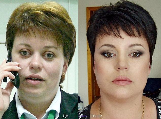 Мастер-класс по макияжу тем кому за 40