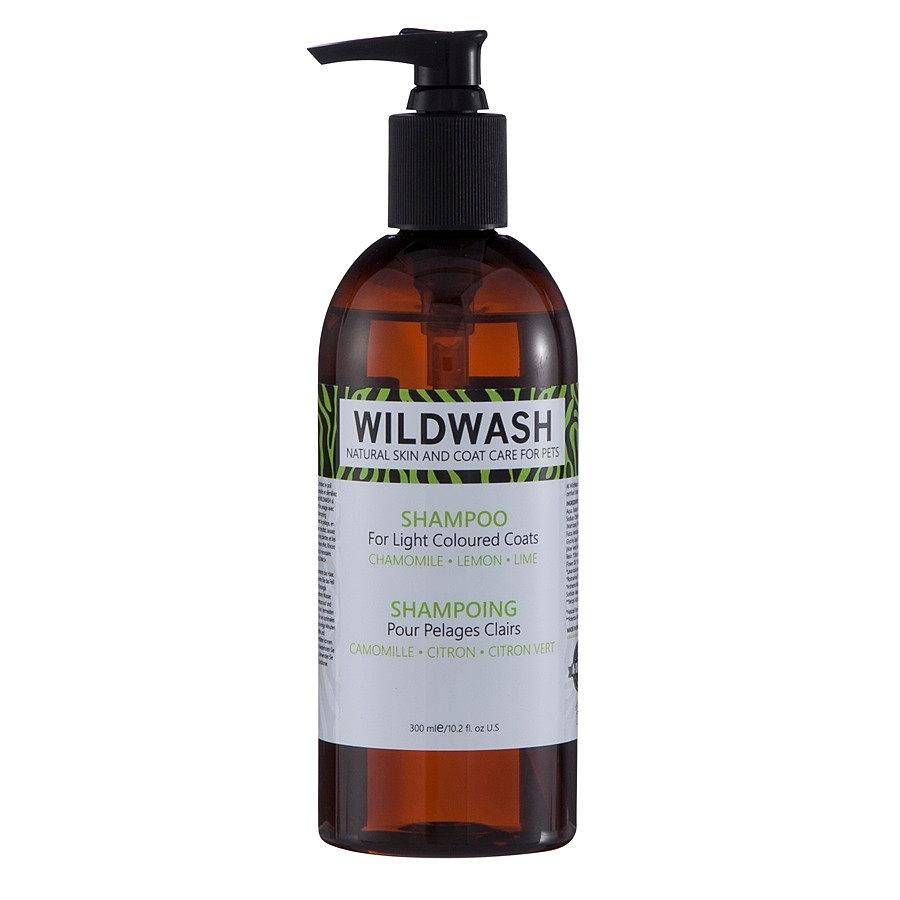 Wild wash shampoo