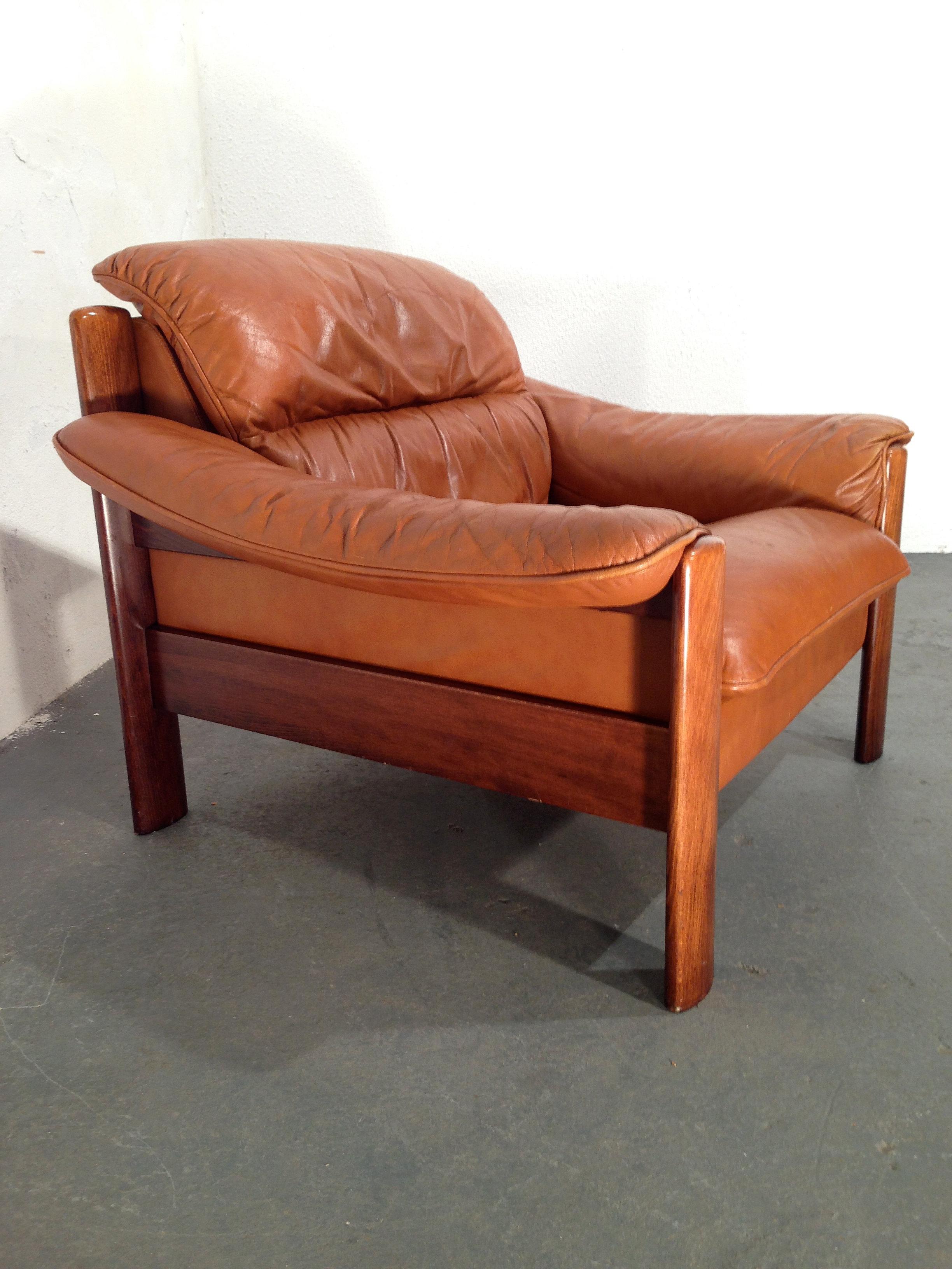 Vintage 20th Century Design 1970s Scandinavian Armchair