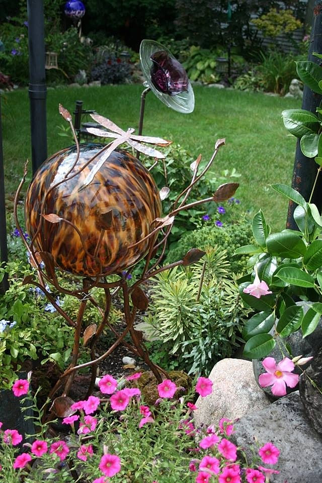 Robin Marvins Garden Art Handcrafted Ironworks Home Garden