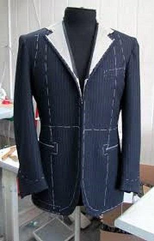 Ремонт пиджака своими руками
