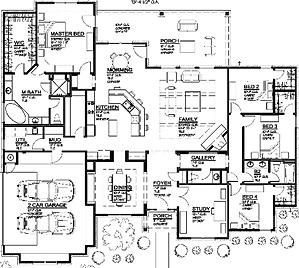 Custom Floor Plans luxury house plans custom home floor plans search Lampasas Floor Plan