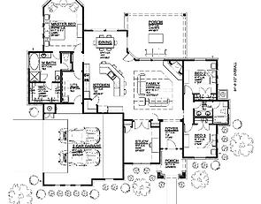 Juniper Custom Homes Floor Plans